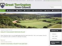 Great Torrington Town Council